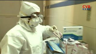 తెలుగు రాష్టాల్లో విజృభింస్తున్న  స్వైన్ ఫ్లూ l SwineFlu Cases Increased In Andhrapradesh l CVR NEWS - CVRNEWSOFFICIAL