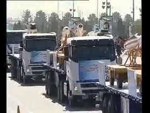 Major Military Parade in Tehran begins Holy Defense Week - Iran 22 Sept. 2010 P1