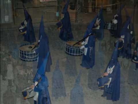 Fotos de la Piedad procesión de semana santa Tarazona 2010