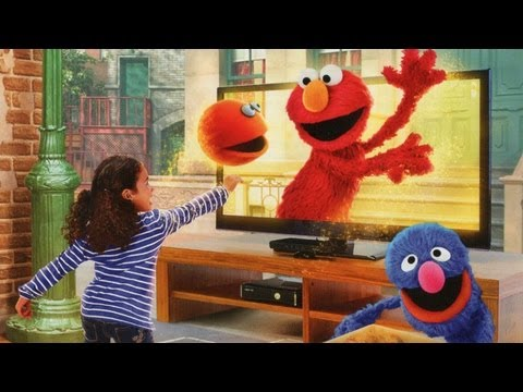 CGR Undertow - KINECT SESAME STREET TV review for Xbox 360