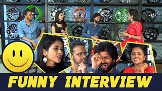 Taxiwaala team hilarious interview with Suma | Vijay Devarakonda | Priyanka Jawalkar | UV Creations - IGTELUGU