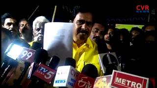 Minister Devineni Uma Speaks over 318 GO For Pura Gutta land in Mylavaram | Krishna district | CVR - CVRNEWSOFFICIAL