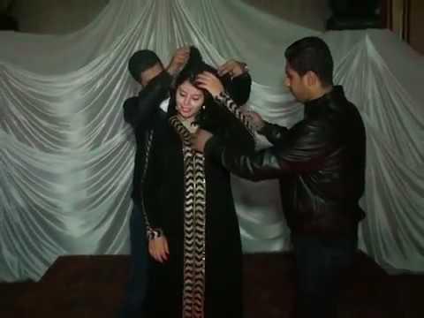 رقص شعبي بروفه ما وراء الكواليس