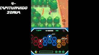 Pokémon Schwarz und Weiß: Transferanlage und Begegnung mit Zorua ...