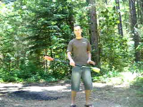 Single Staff Tricks: BTB Rotor