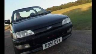 Page 1 of comments on Mk5 Ford Escort XR3i soft top. - YouTube