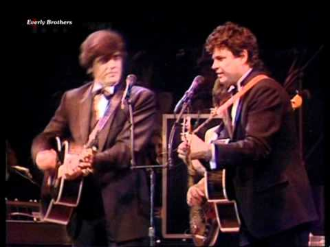 Everly Brothers - Wake up Little Susie (live 1983) HD