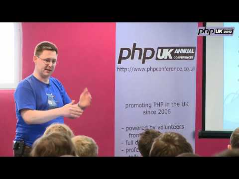 PHP UK Conference 2012 – Monitoring your back-end for speed and profit by Andy 'Bob' Brockhurst