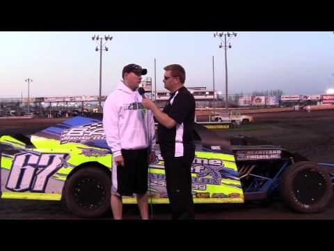 Brandon Willimas Sport Mod Feature winner 04/27/13