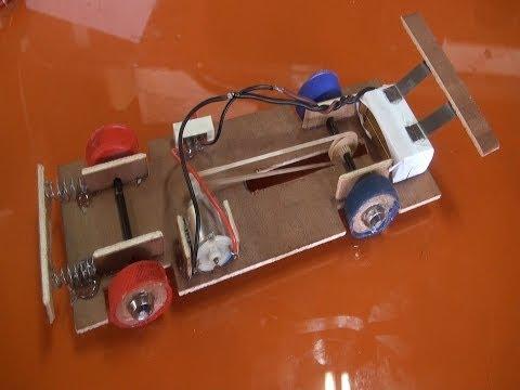 Formula 1 eléctrico para jugar