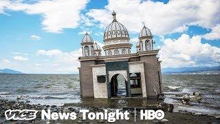 Indonesia Tsunami & AI-Assisted Music: VICE News Tonight Full Episode (HBO) - VICENEWS