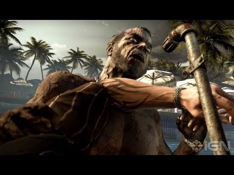 Dead Island - 4 Player Coop - New Zombie Game!!!