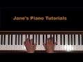 Yanni Enchantment Piano Tutorial