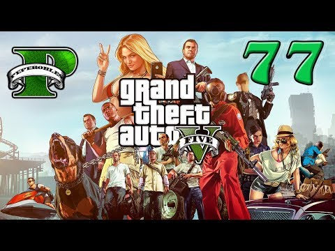 GTA V Historia #77 Cataclismo | Save your family or enjoy your movie...