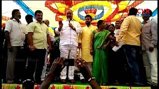 Minister Acham Naidu Praises CM Chandrababu Naidu over Ex-gratia to Titli Cyclone Victims | CVR News - CVRNEWSOFFICIAL