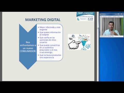 Conceptos Fundamentales del Marketing Digital - Parte 1/2