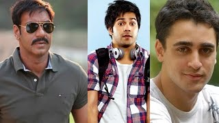 Bollywood News in 1 minute-24/07/2014 - Varun Dhawan, Ajay Devgn, Imran Khan