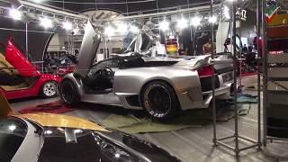 EMS Essen Motor Show 2012 | Pressetag 2. Teil