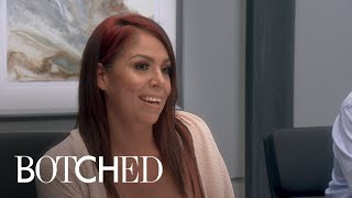 Put Ice on a Nipple That Turned Black After Surgery?! | Botched | E! - EENTERTAINMENT