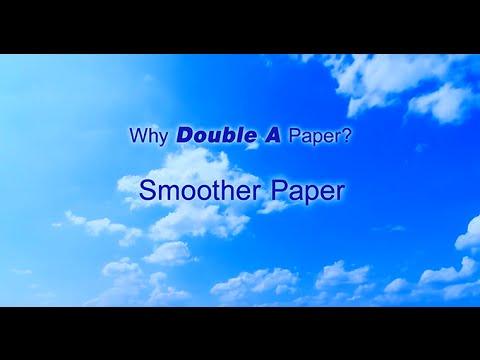Dlaczego papier Double A?