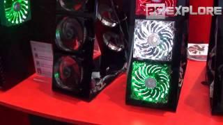CeBIT 2011: Enermax stand