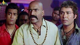Hyderabad Nawabs Movie Scenes | Salim Pheku, Aziz Naser and RK Mama Comedy in Pub | Sri Balaji Video - SRIBALAJIMOVIES
