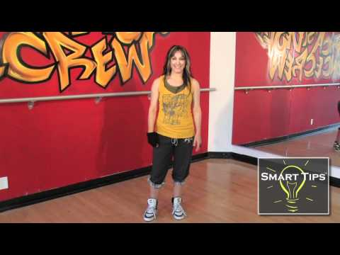 Smart Tips - Bend Your Knees in Hip Hop by Yolanda Thomas