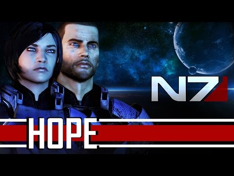 Mass Effect 3 -a- Hope (Fan Tribute)
