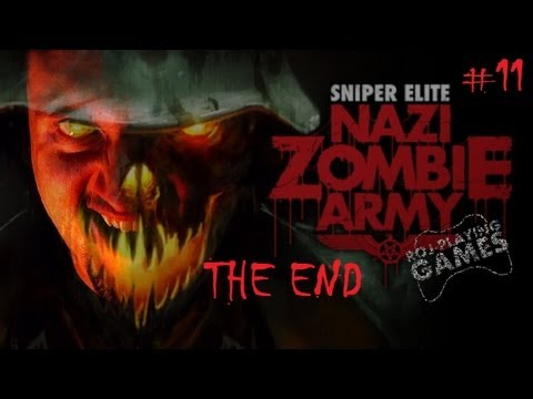 Koniec ekstazy - Sniper Elite: Nazi Zombie Army #11 The End (Roj-Playing Games!)