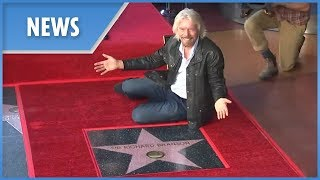 Sir Richard Branson uses Hollywood star to discuss disappearance of Saudi journalist Jamal Khashoggi - THESUNNEWSPAPER