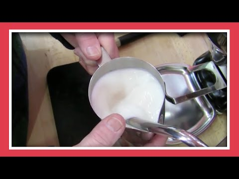 Milk Steaming Tips