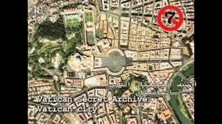 10 اماكن سرية في العالم لا يسمح بزيارتها
