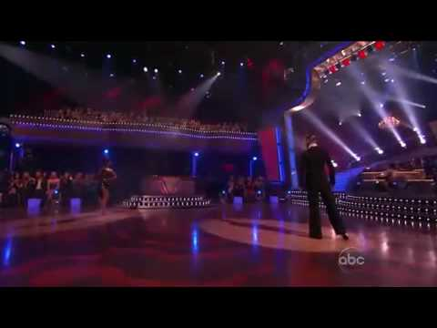Lil' Kim & Derek Hough Argentine Tango DWTS Week 4