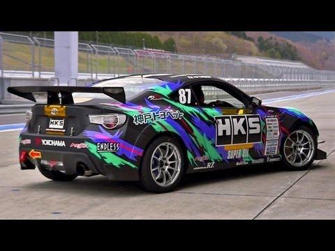 HKS Toyota 86 Drift (FR-S)