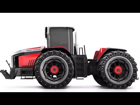 PowerBoost n°250 (30/08/2014) : Une vision du futur des tracteurs !