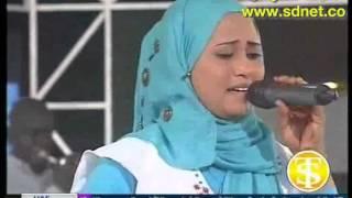 سهرة سبارك سيتي اول ايام عيدالفطر 2012 | فهيمة عبدالله