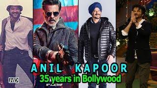 Anil Kapoor's 35 years on the silver screen - IANSINDIA