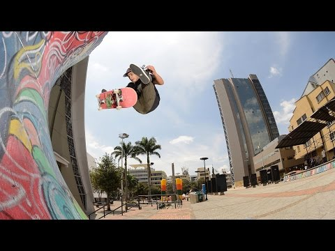 Street Skating Adventures in Colombia | No Sleep 'Till Cali: Ep 2