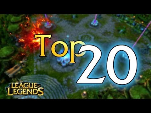 Top 20 - Rarest LoL Skins