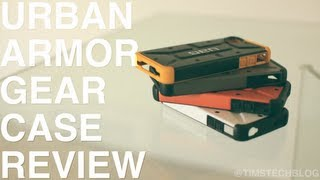 The Best iPhone 4S Case by Urban Armor Gear