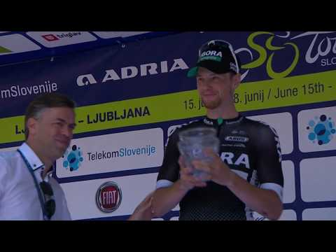Tour of Slovenia 2017 - 4. Stage Highlights
