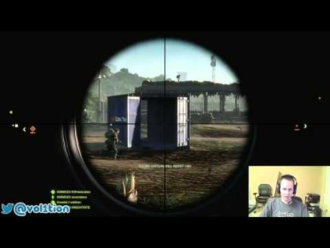 Stream Highlight: BFBC2 and the Art of Sniping Clip 2
