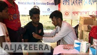 Risk of disease adds to Rohingya refugees' misery - ALJAZEERAENGLISH