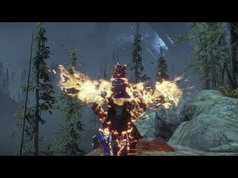 Lord of the Dawn - Dawnblade Montage #MotW