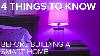 4 things to know before making your home smart (CNET How To) - CNETTV