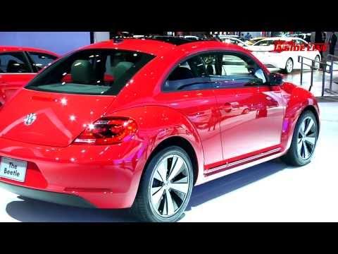 2012 Volkswagen Beetle @ 2011 New York Auto Show - Inside Line
