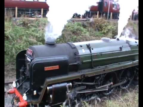 Llangollen Railway's Steel Steam and Stars 3: Part Seven (27/04/2012)