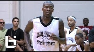 Jamal Crawford's 44 Points In Pro Am Against Durant