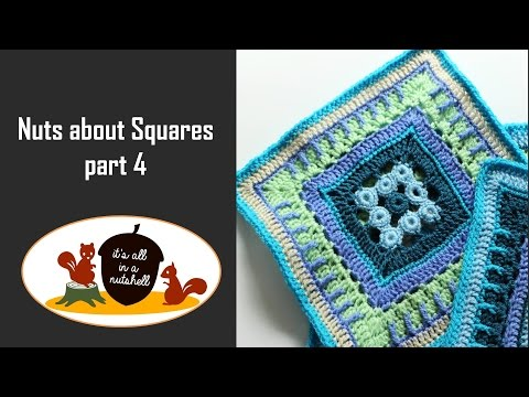Nuts about Squares CAL Week 4