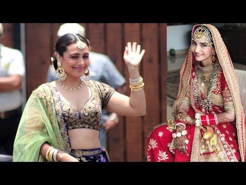<p>मुंबईः सोनम कपूर ने दिल्ली के बिजनेसमैन आनंद आहूजा संग रचाई शादी</p>